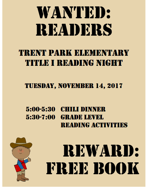 Reading Strategies Night
