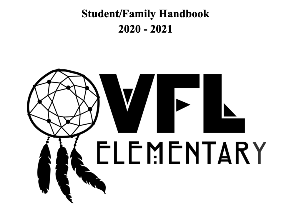 Updated 2020-2021 VFL Student/Parent Handbook