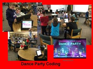 Dance Party Coding