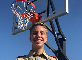 Eagle Scout Project Benefits Students at ECE