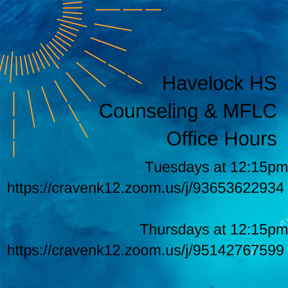 Counselor Office Hours