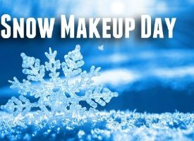 Board of Education Approves Make-up Days