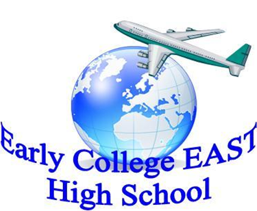 Early College EAST High School logo