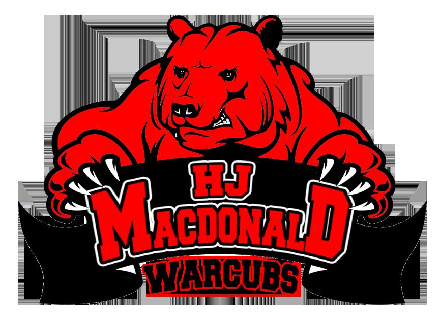 H.J. MacDonald Middle School logo